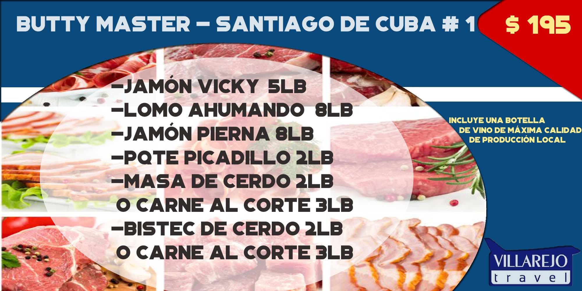 Butty Master - Santiago de Cuba # 1