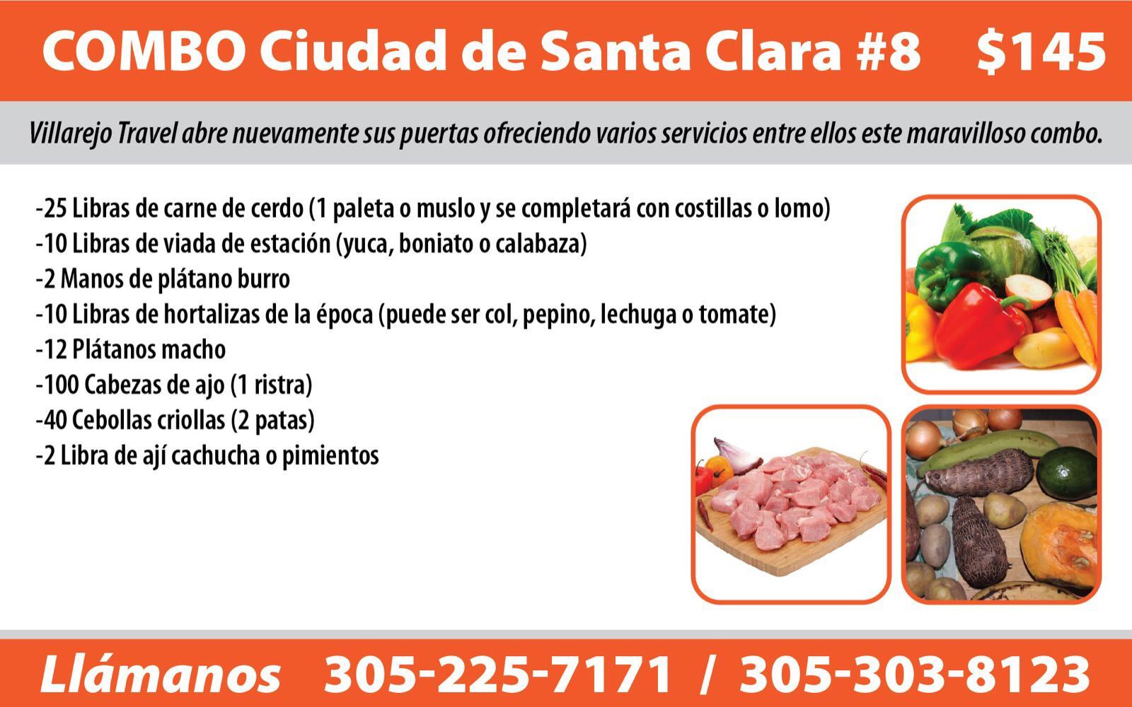Combo Santa Clara y Cienfuegos  #8