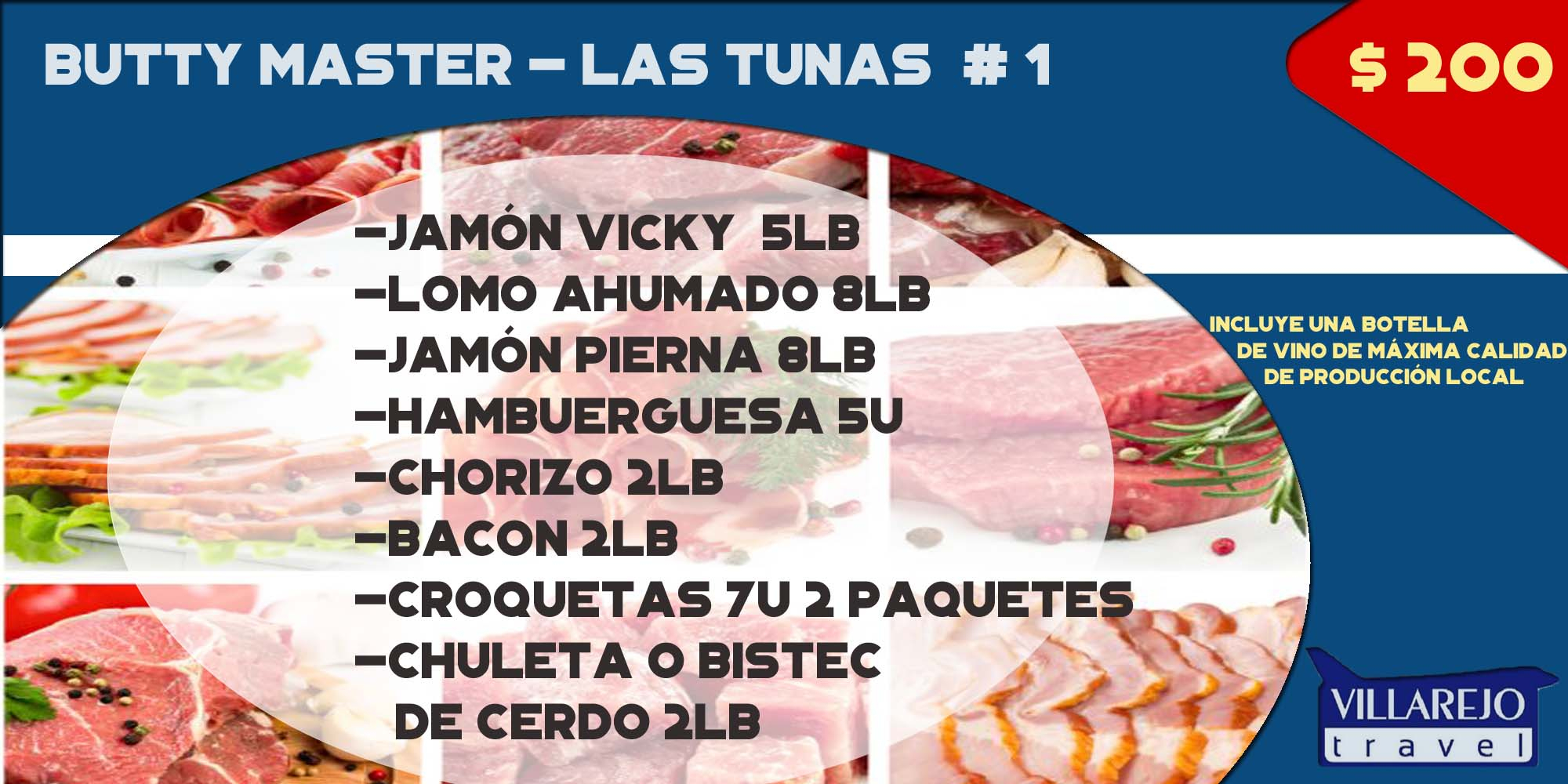 Butty Master Las Tunas  # 1
