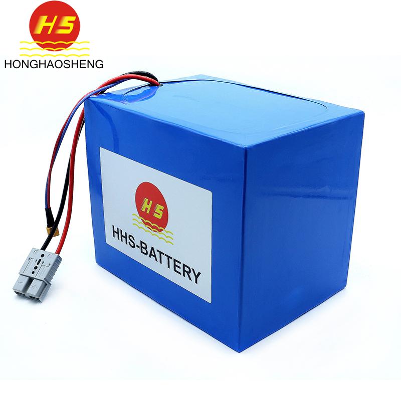 Bateria de Lithium 48 V 20.8 Amp Polietileno