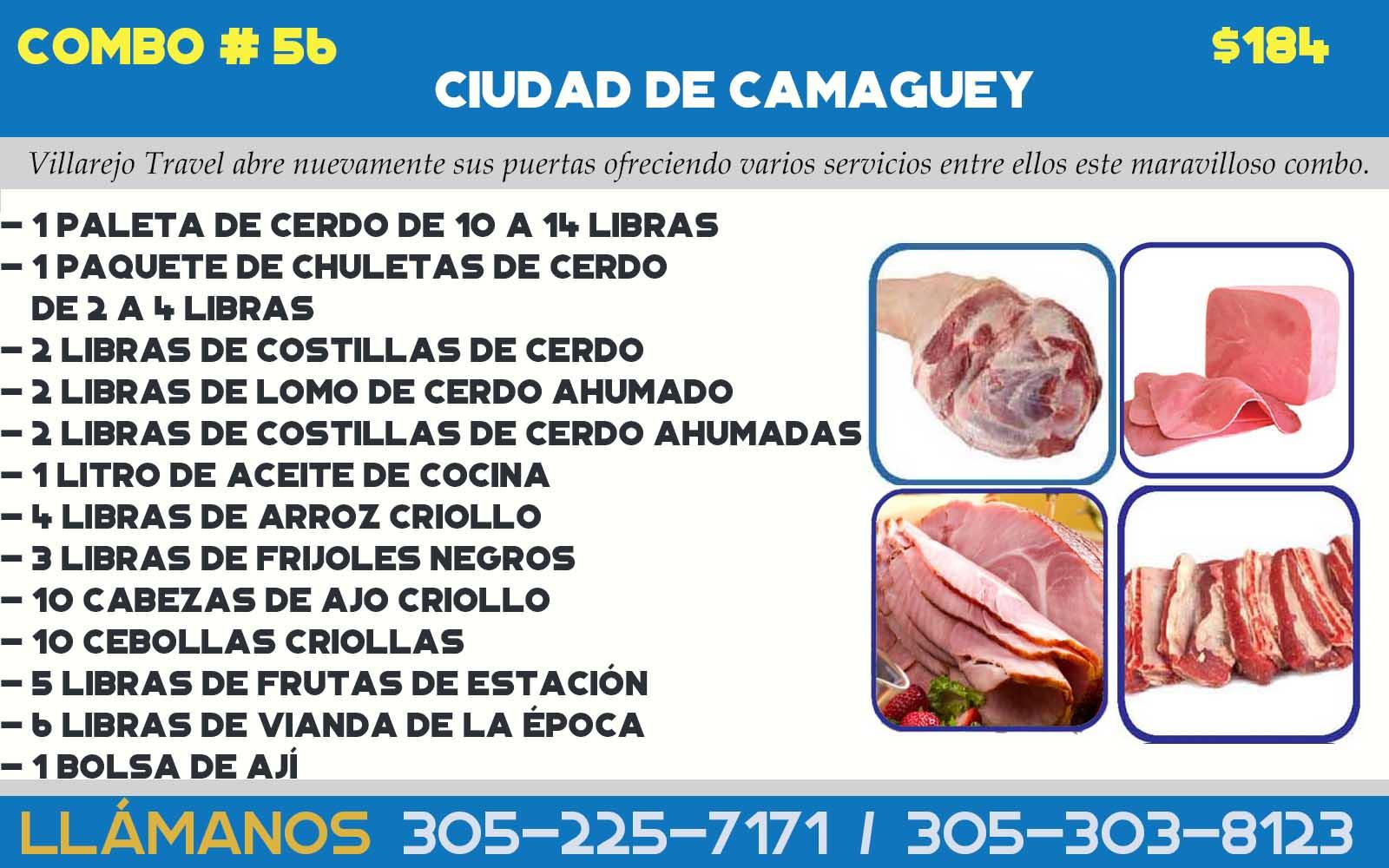 COMBO # 56 DE LA CIUDAD DE CAMAGUEY