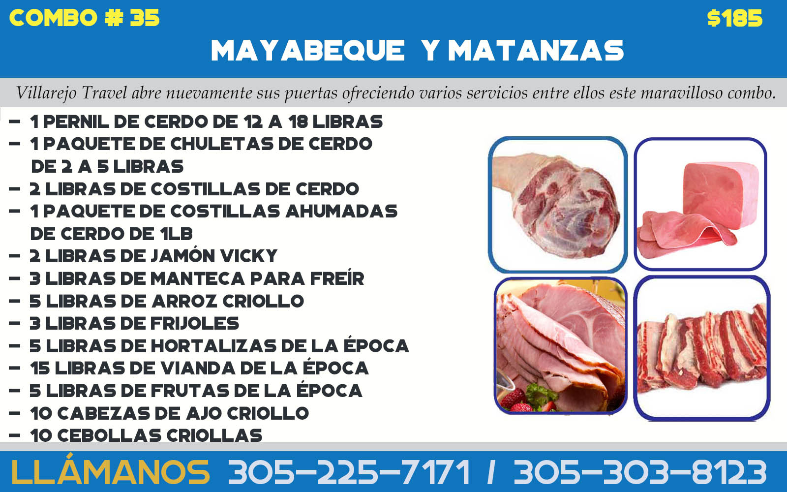 COMBO # 35 MAYABEQUE  Y MATANZAS (Combinado)