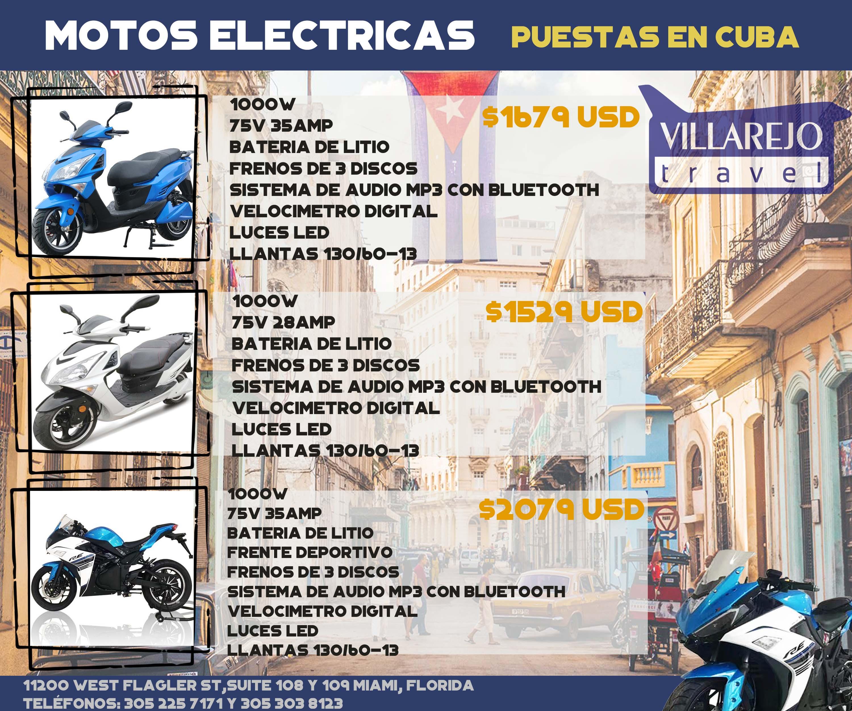 Moto Eléctrica 03 SPORT-R3